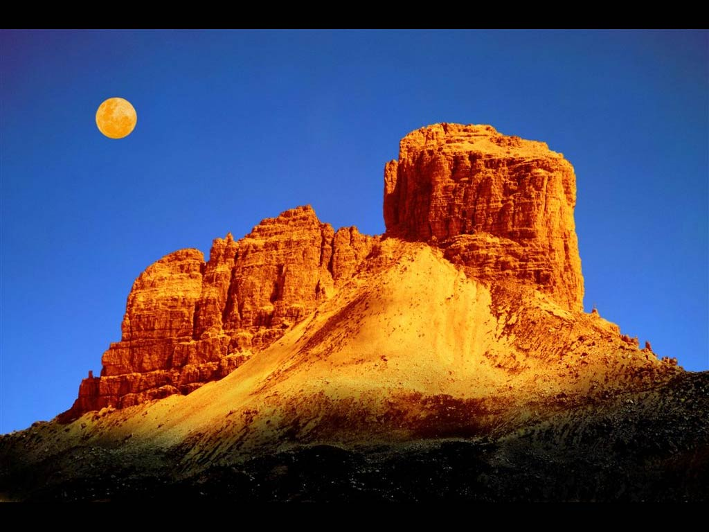 Colorful Landscapes Screensaver